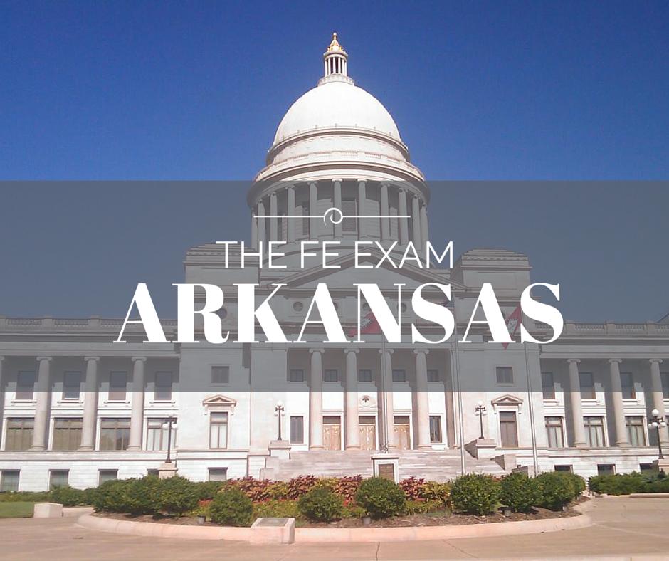 FE Exam Arkansas