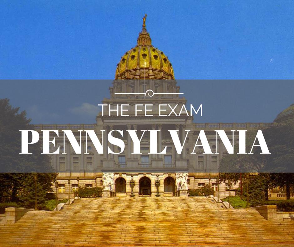 Pennsylvania FE Exam
