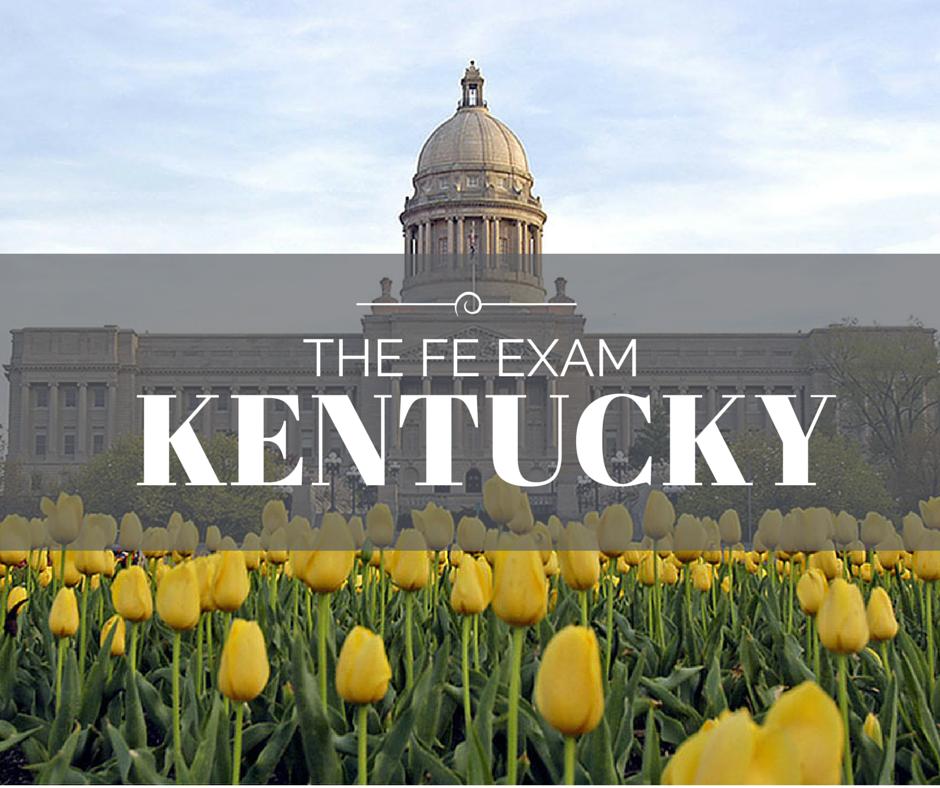 FE Exam Kentucky