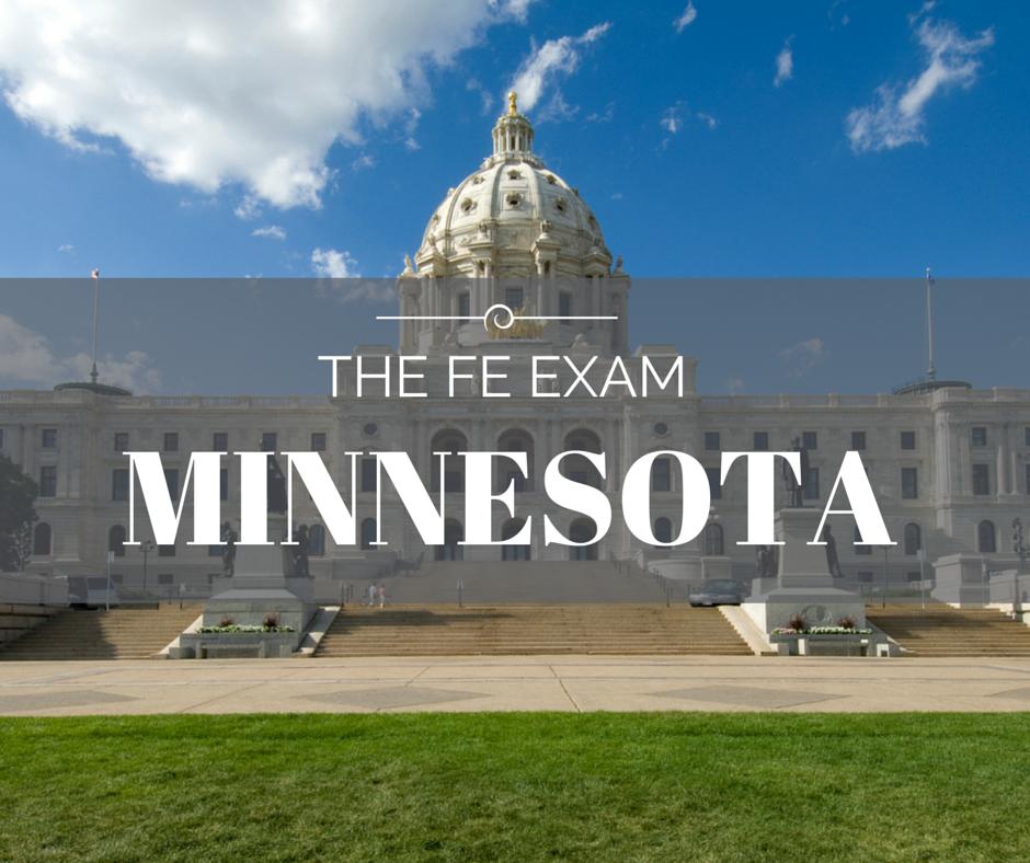 FE Exam Minnesota