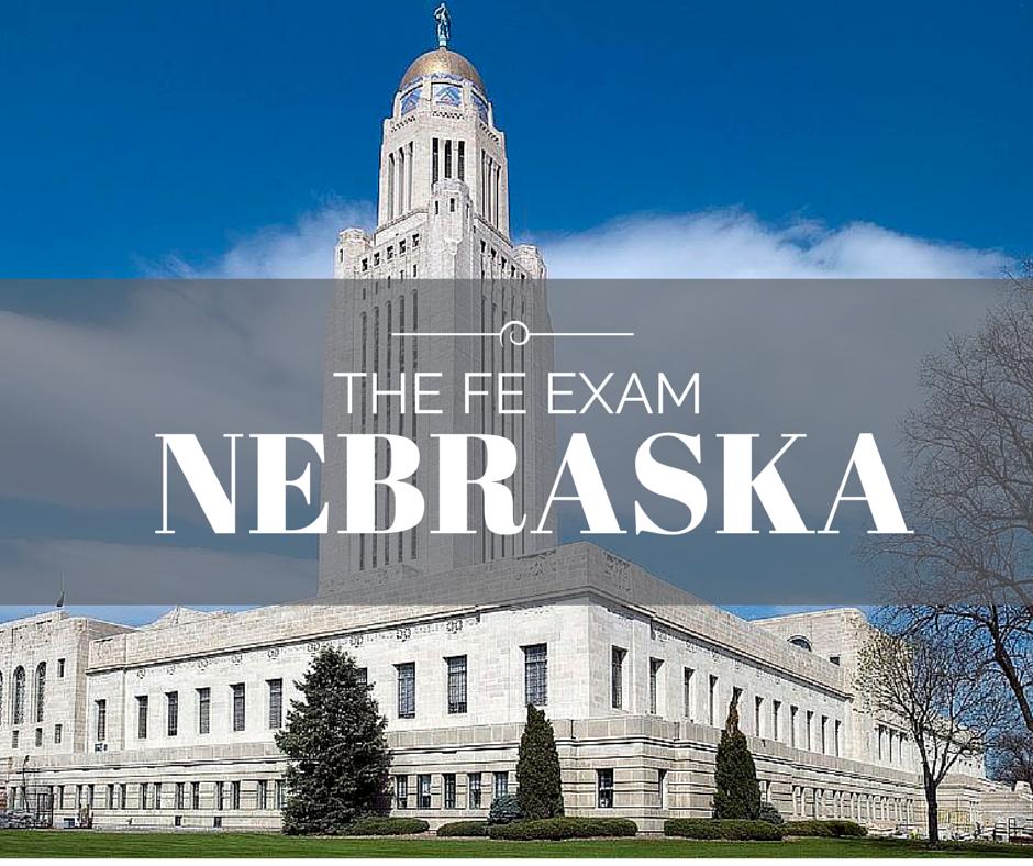 Nebraska FE Exam