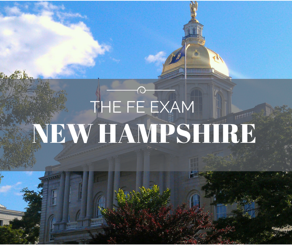 FE Exam New Hampshire