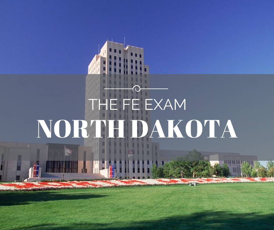 FE Exam North Dakota