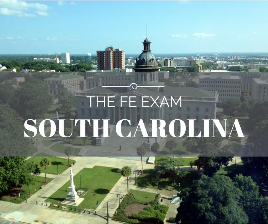 FE Exam South Carolina