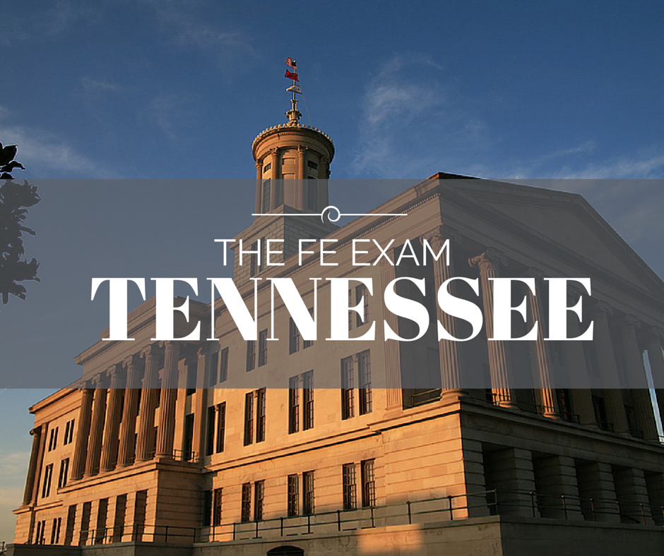 FE Exam Tennessee