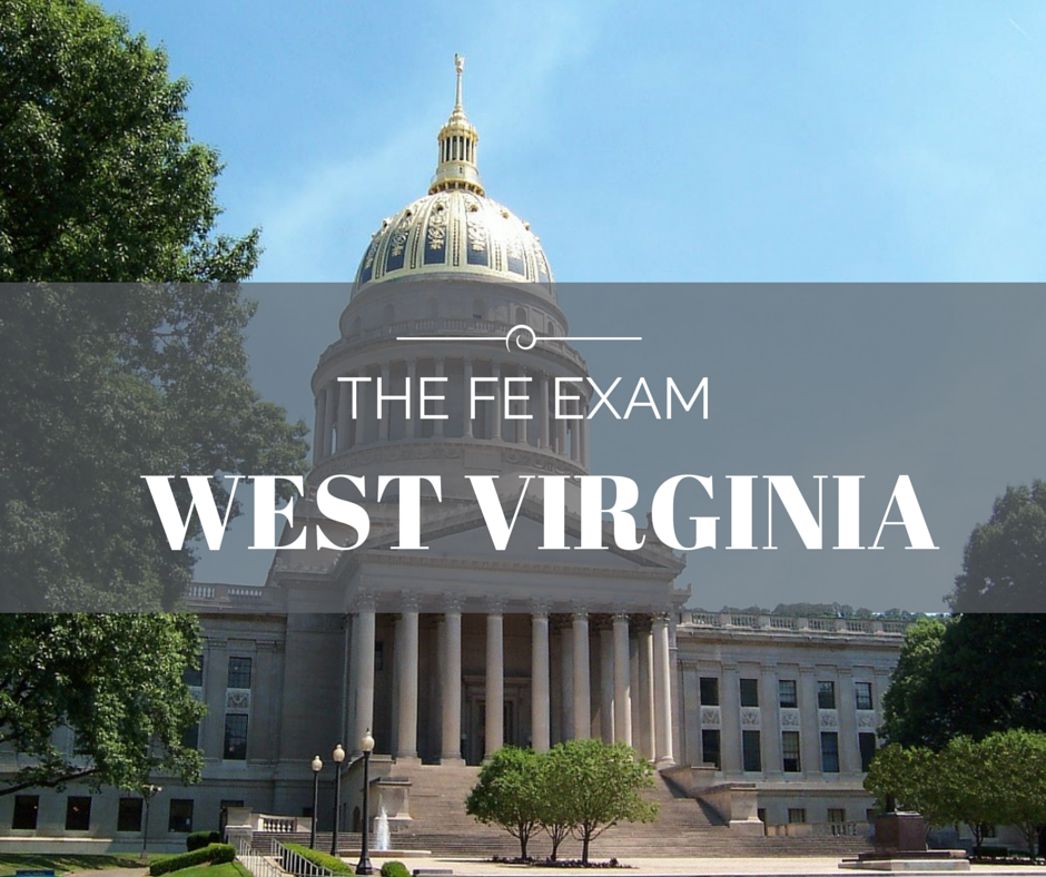 FE Exam West Virginia