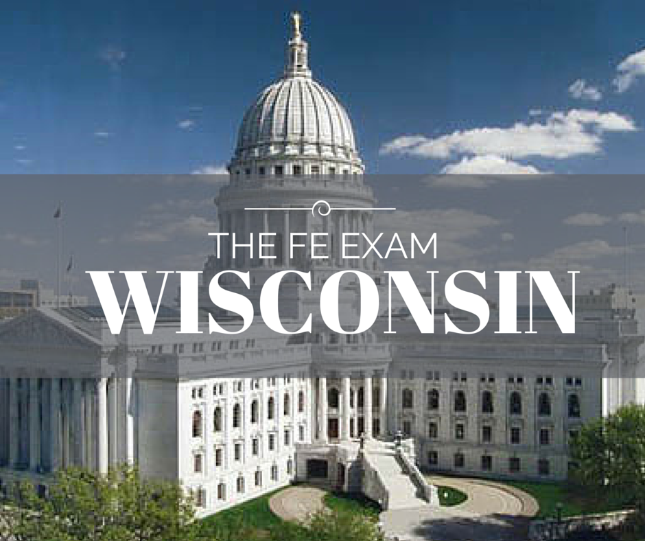 FE Exam Wisconsin